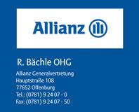 Allianz R. Bächle OHG